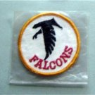 "Atlanta Falcons NFL Football 3"" Round Cloth Patch"