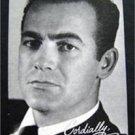 Arcade Exhibit Card 1960s Actor Mark Stevens