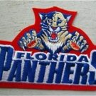 """Florida Panthers NHL Hockey Patch Large  4 1/2"""" Die Cut"""