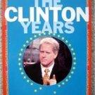 SNL Presents The Clinton Years Book NBC TV Show 1999 President Bill Clinton