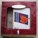 Phoenix Suns NBA Collection Hallmark Ceramic Ornament 1997