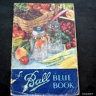 Ball Blue Book of Home Canning 1941