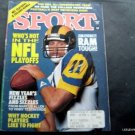 Sport Magazine Jan 1990 Jim Everett Rams Cover