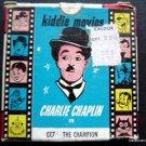 Charlie Chaplin Movie The Champion CC7 8 MM Atlas Films 50 ft