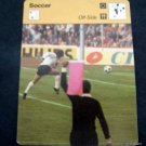 1977-1979 Sportscaster Card Soccer Off Side The Controversial Rule 02-07
