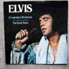 Vintage Elvis A Legendary Performer The Early Years Booklet