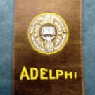 Vintage 1910 Egyptienne Luxury Cigarette Tobacco Silk S25 Adelphi College