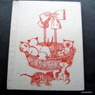 1967 Kittens and More Kittens Childrens Book by Marci Ridlon Hardcover