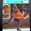 1977-1979 Sportscaster Card Speed Skating Ard Schenk 11-08