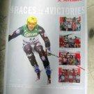 ATOMIC Skis  KITZBUHEL 2003 Sports Store Window Display Promotional Poster MINT