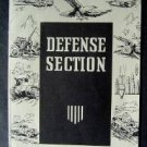 WWII 1941 Tool & Die Journal ~ Defense Section ~ Bullet Tool Making ~ Booklet