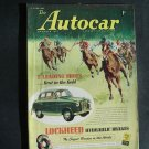 June 6 1958 Autocar Magazine Lockheed Hydraulic Brake