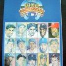 1986 All Star Baseball Game Program Houston Astros