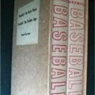 Baseball: The Early Years and The Golden Age 2 Vol Boxed Set by H Seymour 1971