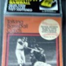 1989 CMC Talking Baseball Card 33 RPM Record # 8 Reggie Jackson 3 WS Home Runs