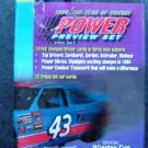 1994 Power Preview Racing Card Set MIB Sealed Pro Set 31 Foil Car Driver Cards