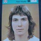 1977-1979 Sportscaster Card Speed Skating Peter Mueller 12-19