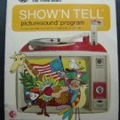 GE Show 'N Tell Picturesound Program The Three Bears Record ST-139 1965 33 1/3