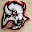 """Buffalo Sabres Hockey Cloth Patch 1 3/4"""" Die Cut"""