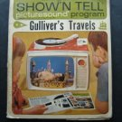 GE Show 'N Tell Picturesound Program Gulliver's Travels Record ST-111 1964 33