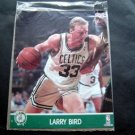 NBA Hoops Action Photos Larry Bird Boston Celtics 8 x 10 Sealed
