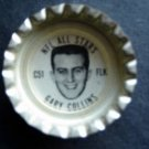 1960's TAB Bottle Cap Football NFL All Stars Gary Collins