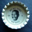 1960's TAB Bottle Cap Football NFL All Stars Bob Hayes