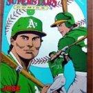 Jose Canseco Baseball Superstars Comics 1992