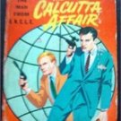 Man From UNCLE The Calcutta Affair Big Little Book 1967
