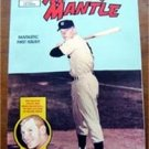 Mickey Mantle Baseball Magnum Comics 1991 Ltd Ed #1