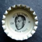 1960's TAB Bottle Cap Football NFL All Stars Willie Davis