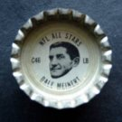 1960's TAB Bottle Cap Football NFL All Stars Dale Meinert