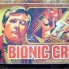6 Million Dollar Man Bionic Crisis Board Game 1976