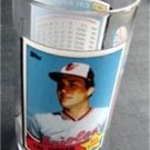 1993 McDonalds Coca Cola Baseball Glass Cal Ripken Jr