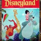 Disneyland Magazine # 53 Jungle Book Characters Cover 1973