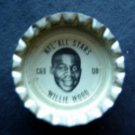 1960's TAB Bottle Cap Football NFL All Stars Willie Wood