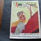 American Magazine Sept 1935 Claudette Colbert