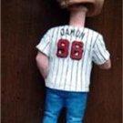 New Britain Rock Cats Damon Scott 96.5 Radio Personality Nodder Bobble Head