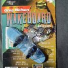 Vintage Greg Nelson Wake Board Keychain by Basic Fun MOC 1999