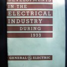 1933 General Electric Development Electrical Industry