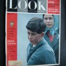 LOOK MAGAZINE June 6, 1961 ~  PRINCE CHARLES Cover