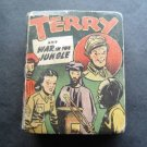 Better Little Book Terry (Pirates) War in the Jungle by Milton Caniff 1944
