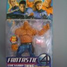 FANTASTIC FOUR THING Stomp 'N Clobber Action Figure Toy Biz C 2005 w/sounds