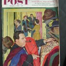 POST MAGAZINE Oct 1 1955 Our Host -  by Dick Sturart