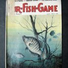 JULY 1972 FUR-FISH-GAME Bluegill Cover by McDobald Fish Hunt Outdoors Sports