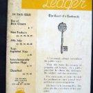Locksmith Ledger May 1953 ~Tech Lock & Key Magazine