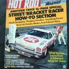 Hot Rod Jun 73 NASCAR Jr Johnson~Daytona Bikes~Street Bracket Racer~Roadster  VG