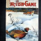 MARCH 1973 FUR-FISH-GAME Red Fox Cover by Chuck Ripper Fish Hunt Outdoor Sport