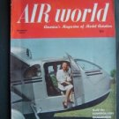 Air World Jan 1947 Issue WWII  Military Model Aviation