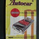 May 30 1958 Autocar Magazine Ford Zodiac Convertible